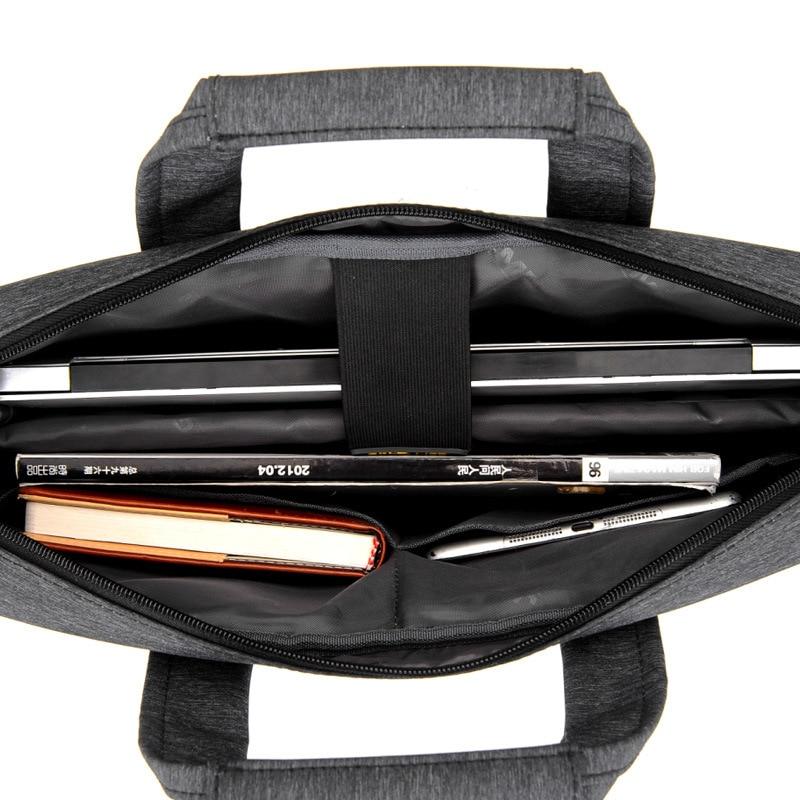Luksusa ūdensnecaurlaidīga zīmola klēpjdatora soma 17,3 collu - Klēpjdatoru piederumi - Foto 3