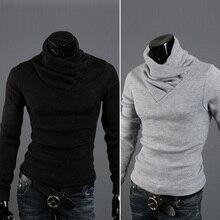 Neue marke mode für männer pullover han-ausgabe männer rollkragen flut warme pullover