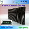 3 in1 SMD cores módulo de LED p8, 256 * 128 mm 32 * 16 1/4 de verificação, Impermeável ao ar livre P8 RGB painel de LED