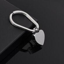Heart with Paw Urn Keychain