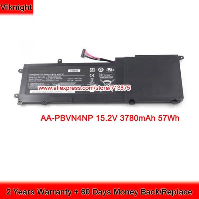 אמיתי 15.2 V 3780 mAh NP680Z5E מחשב נייד סוללה עבור סמסונג NP670Z5E AA-PBVN4NP NP680Z5E-US01