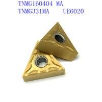 vp15tf ue6020 כלי 20PCS קרביד TNMG160404 / TNMG331 MA VP15TF / UE6020 / US735 CNC מחרטה כלי 60 (2)