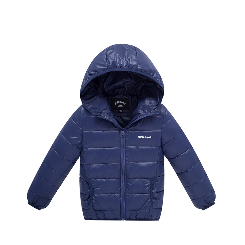 2016 Boys Winter Down Coats and Jackets Hooded Coat Winter Thick Warm Snowsuit Cotton Girls Outerwear Children Clothes 11 Colors casual 2016 winter jacket for boys warm jackets coats outerwears thick hooded down cotton jackets for children boy winter parkas