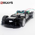 3 - 6v Remote Control Car Racing Car Drift Remote Steering Chassis for arduino