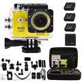 """Kebo 2.0 """"LCD WIFI 1080 P HD Ir Pro Esporte Action Camera Car gravador DVR Veículo CAM Vídeo À Prova D' Água W9 como SJ4000 SJ5000 SJ6000"""
