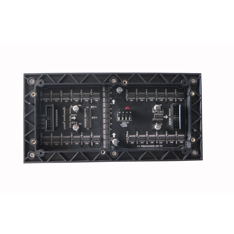 Image 4 - 64x32 P3 Led Digital Clock RGB Led Matrix 192 x 96mm HD P3 Led PanelLED Displays   -