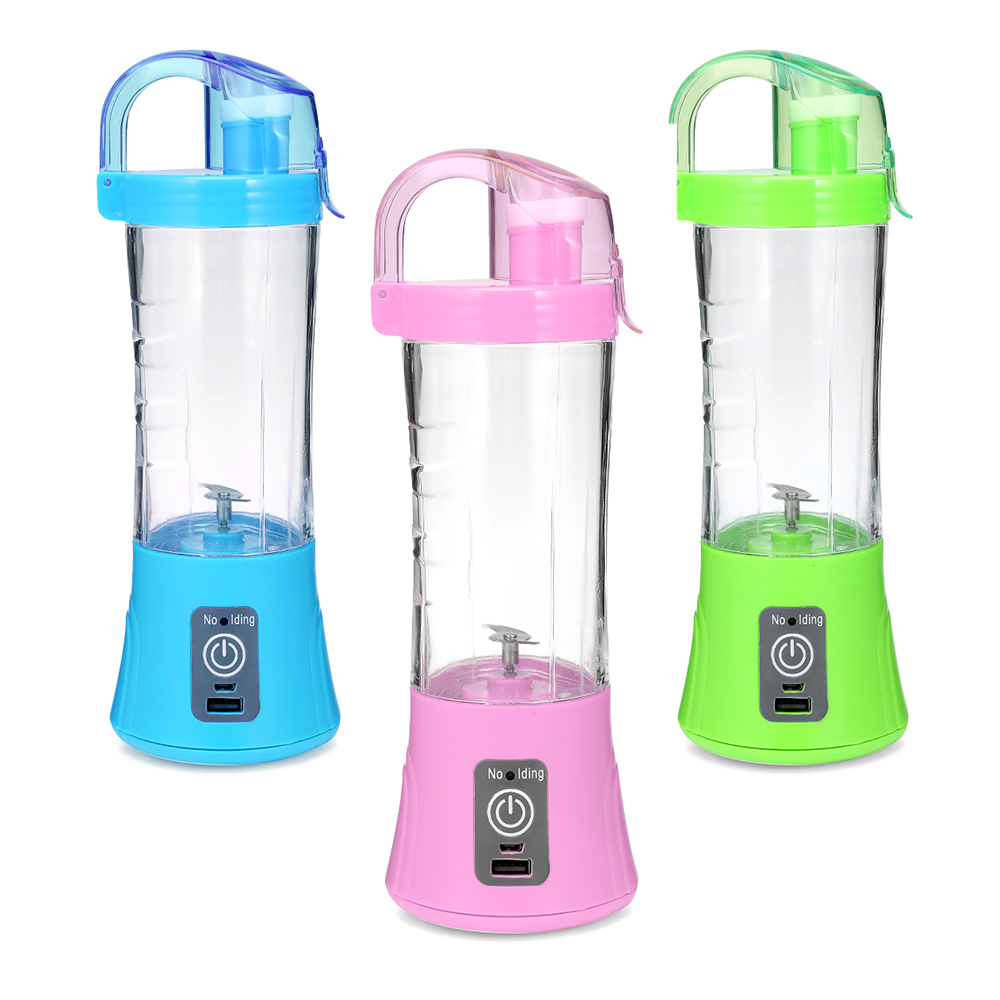 Portable Blender 380ml USB Rechargeable 13