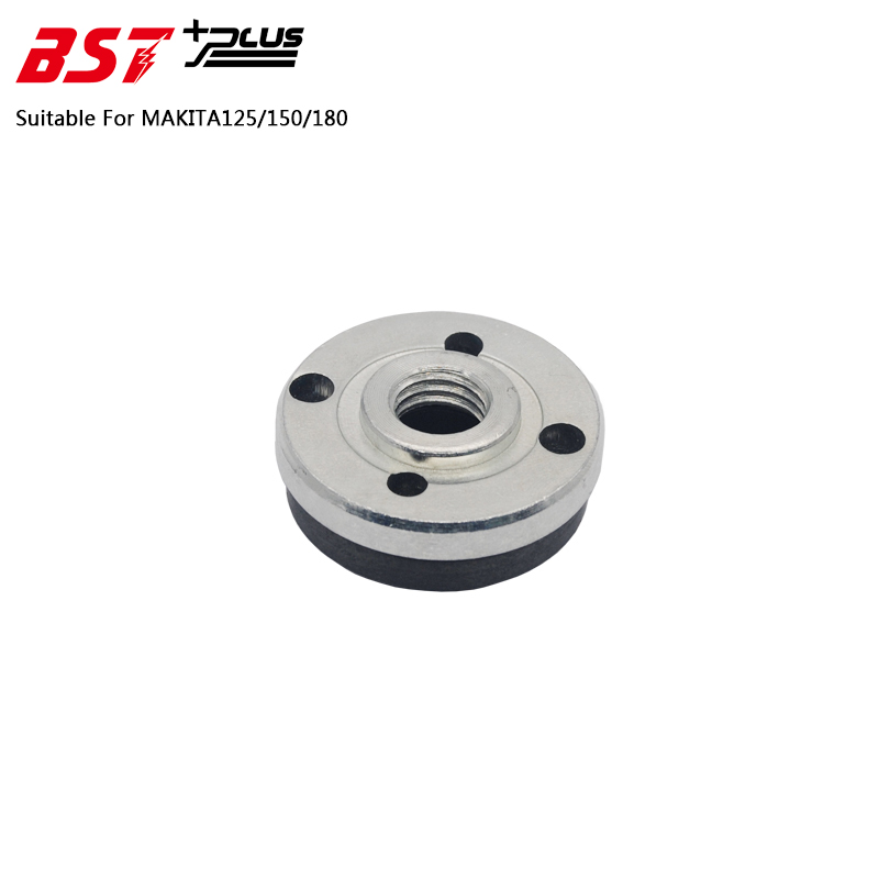 M14 2PCS Piston Aluminium Replacement Inner Outer Flange Suitable For Makita125/150/180 Angle Grinder,Power Tools Accessories
