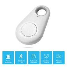 font b Pets b font Smart Mini GPS Dog Tracker Anti Lost Alarm Waterproof Bluetooth
