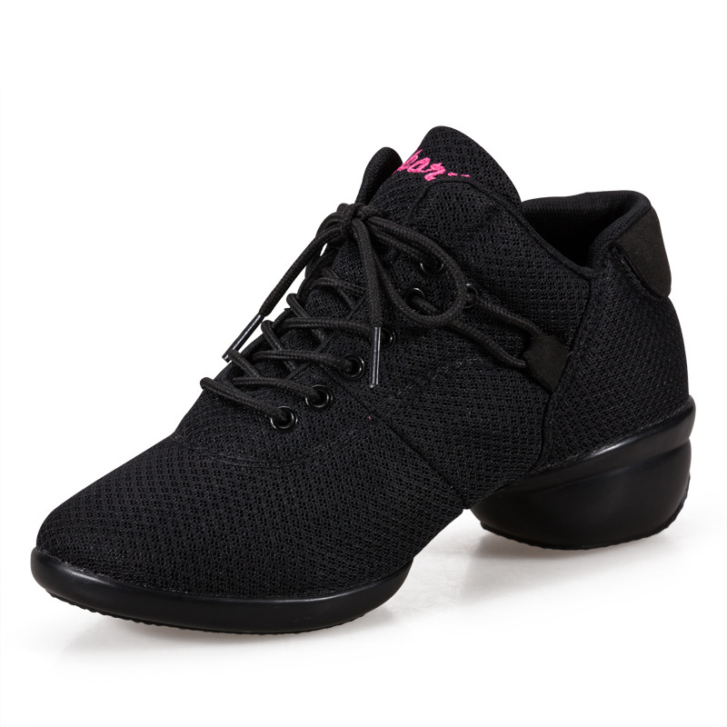 Sneakers Ladies Aerobics Shoes Zapatos Dancing Shoes For Women Latin Salsa Jazz Modern Dance Shoes Women Dancing Ventilation