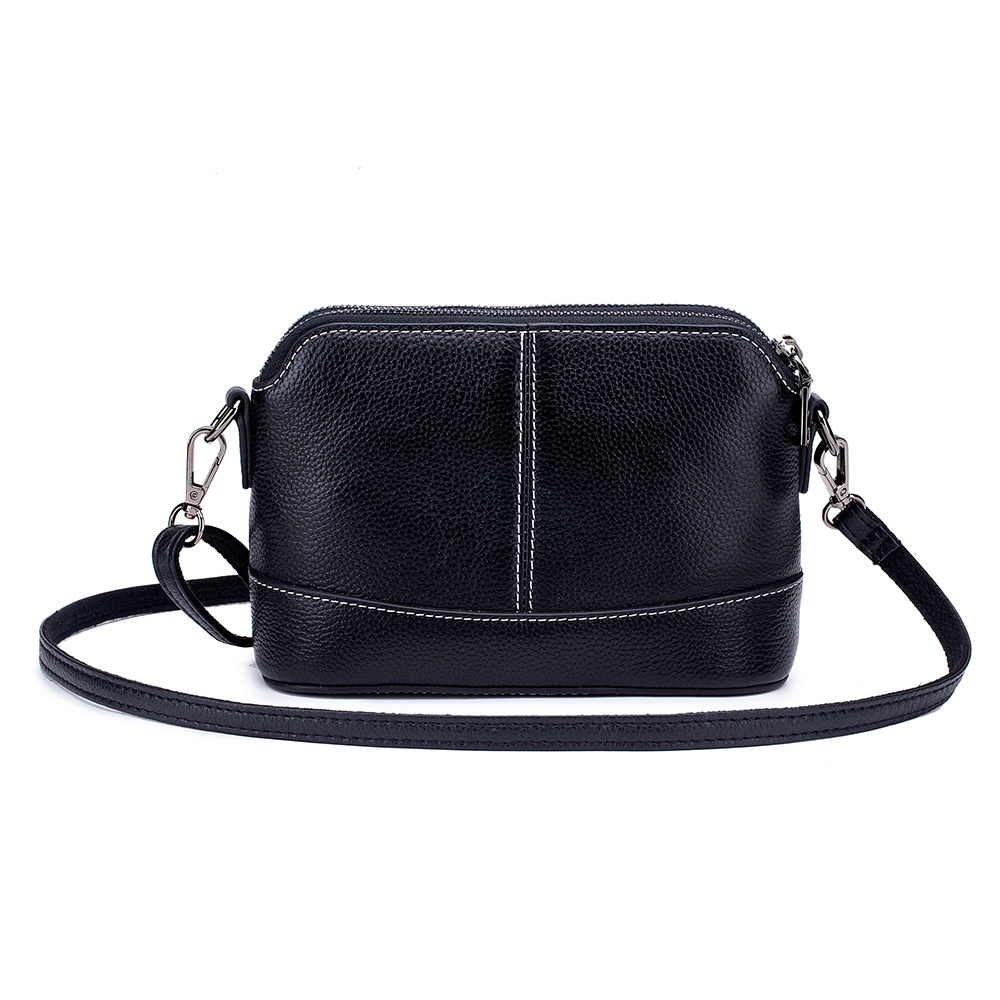 Genuine Leather Crossbody Bags For Women Flap Mini Cow Leather Bags Woman Brand Shoulder Bag Designer