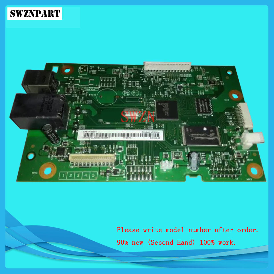 FORMATTER PCA ASSY Formatter Board logic Main Board MainBoard mother board for HP M176 176 CF547-60001 laser printer main board for hp m176 m176n m177 m177fw 177 177fw 176 176n hp176 hp176n formatter board mainboard logic board