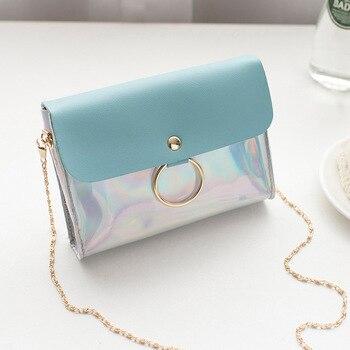 Blue Laser bag