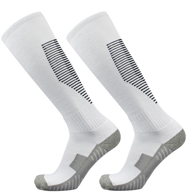 New High Quality Men's Soccer Socks Football Men Compression Outdoor Sports Men's Cotton Towel Cycling Basketball Running socks