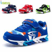 Bambini Scarpe Da Ginnastica per i grandi ragazzi, i bambini del ragazzo scarpe, 4-14 Anni i ragazzi di scarpe, scarpe sportive di moda camouflage scarpe traspiranti EUR 28-39