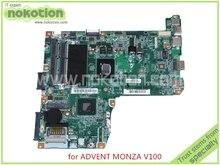 laptop motherboard for ADVENT MONZA T100 T200 V100 V200 71R-C14CU6-T810 SR08N Processor 847 NM70 DDR3