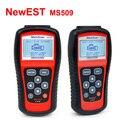 New version MS509 Autel MaxiScan OBDII / EOBD Auto Code Reader Fit For US&Asian & European Vehicles Car Diagnostic Tools