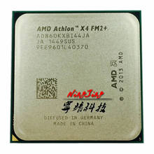 AMD Athlon X4 860 K 860 K 3.7 GHz Duad-Core CPU Processor AD860KXBI44JA Socket FM2 +(China)