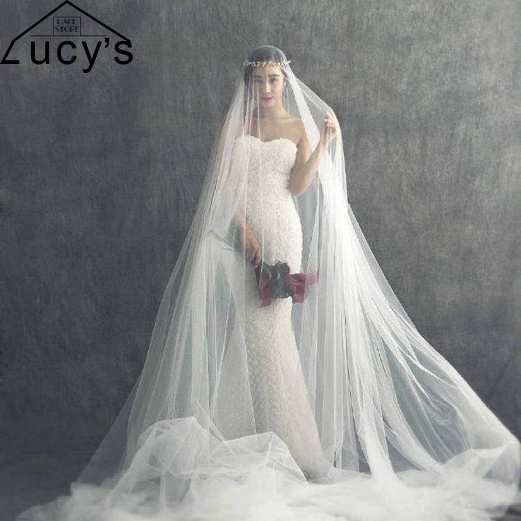 Off white and Snow 300CM wide soft touching net tulle mesh lace fabric 5 yards/lot free shipping continuous!