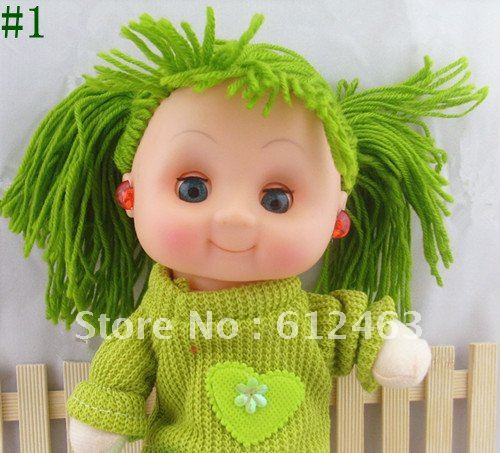 Free delivery fashion doll cute girl doll baby toys star dolls 15.8 inches