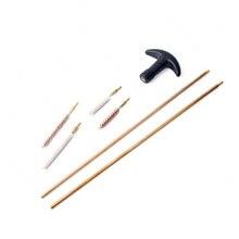 1 набор, набор для чистки тактических охотничьих бочек(4,5 мм и 5,5 мм), профессиональные пистолеты, аксессуары для чистящих кистей