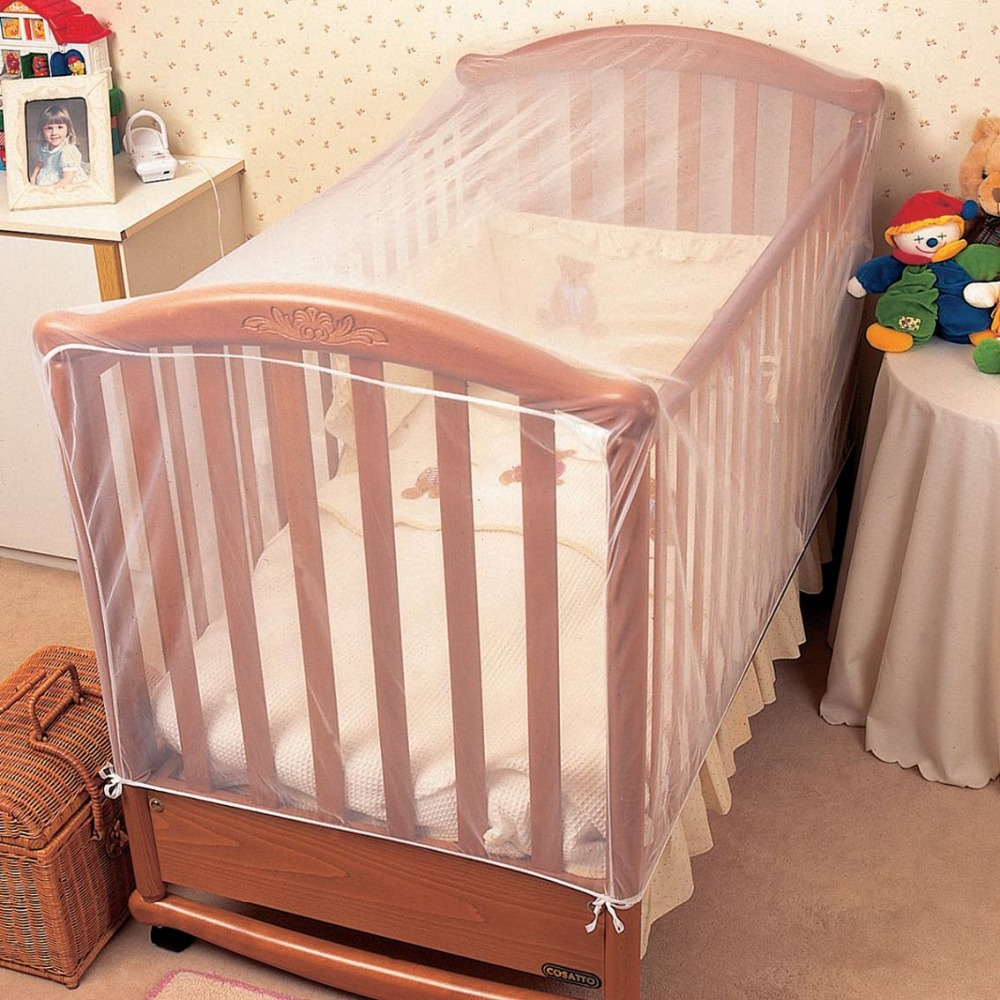 Baby Crib Cot Insect Mosquitoes Nets Tent Infant Bed Folding Crib Netting Canopy for Child Baby in stock-in Crib Netting from Mother u0026 Kids on ... & Baby Crib Cot Insect Mosquitoes Nets Tent Infant Bed Folding Crib ...