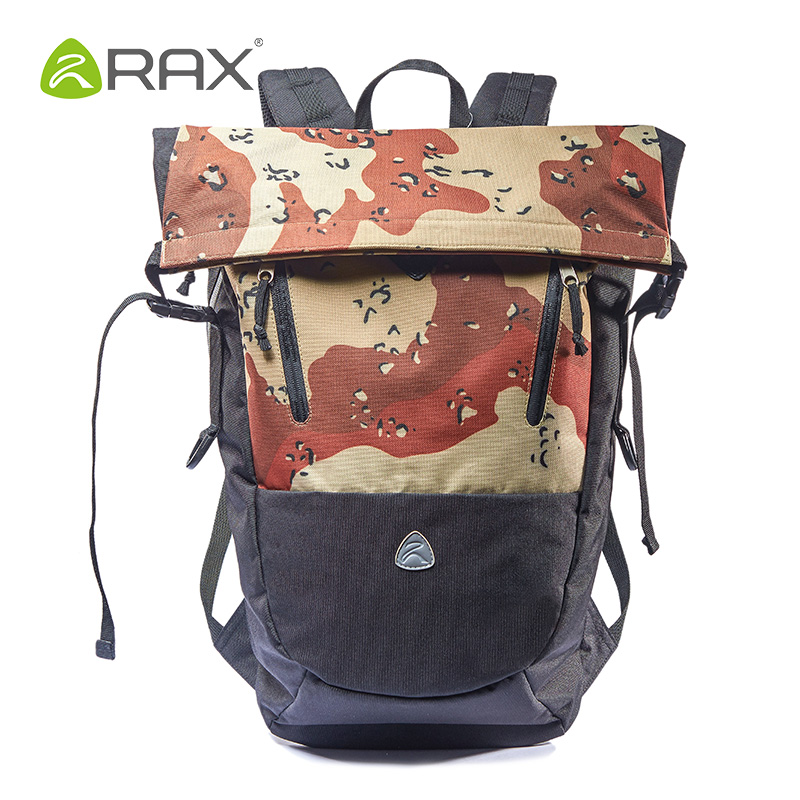RAX Mens Outdoor Hiking Bag for Professional Men and Women Tourist Bad High Capacity