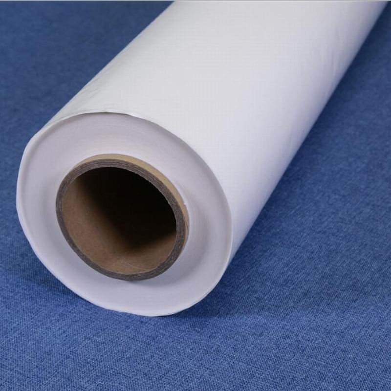 Hot Melt Adhesive Film TPU 3 Meter Long 0.06mm Thick 500mm Wide With Release Paper Underwear,PVC,Leather, Waterproof Fabric H3T6