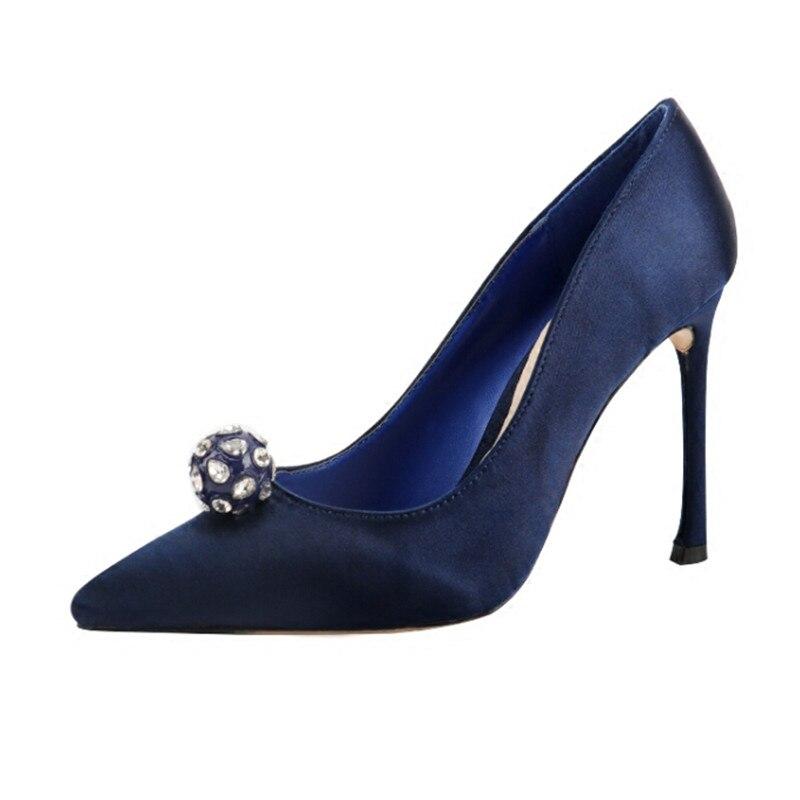Nice Shoes Woman High Heels Luxury Designer Shoes Pumps