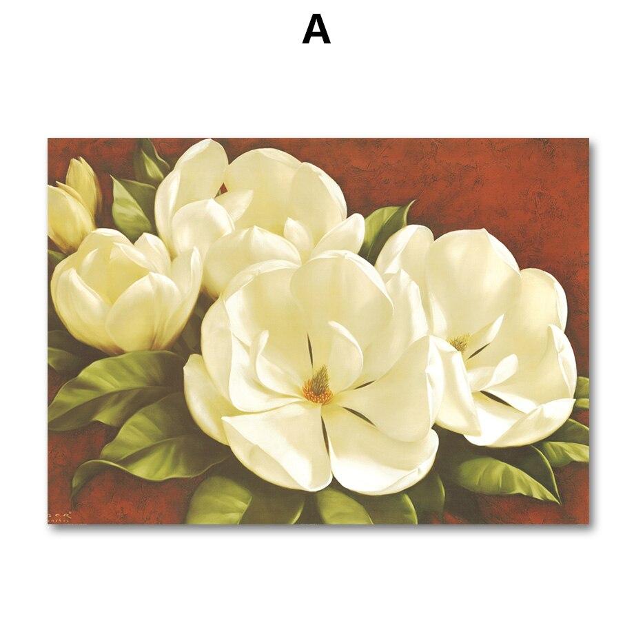 Nice Magnolia Metal Wall Decor Elaboration - Wall Art Collections ...