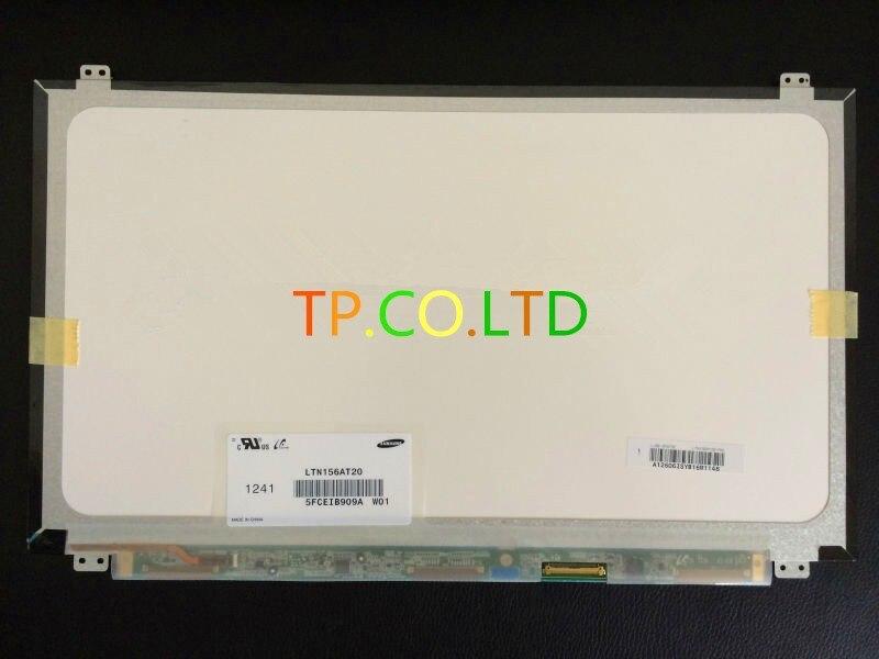 Nouveau Original SamsungLaptop LCD écran LED LTN156AT20-W01 LTN156AR20 LTN156AT20 LTN156AR20-001 LTN156AT20-P01