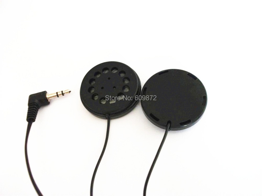 Linhuipad Pillow & Hat Dual Speakers, Headphones , 3.5mm stereo plug ( No battery ) , 1.2M cord, Singapore Post image