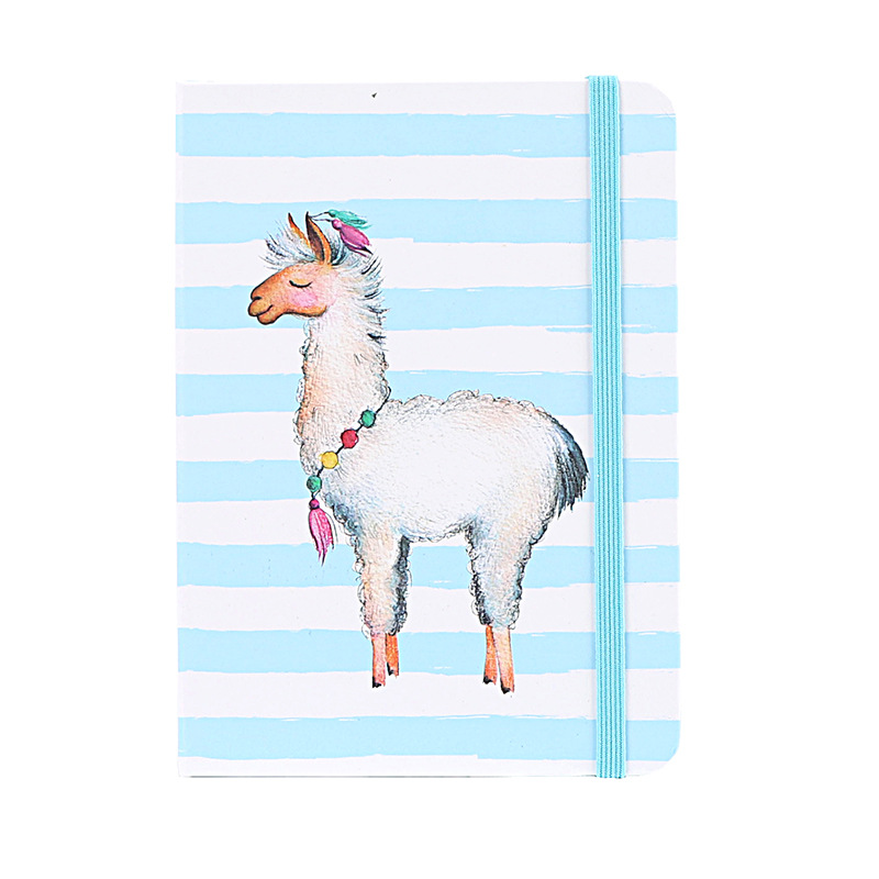Notebook Diary Pen Lined Book Journal Notepad Notes Mini Planner Memo School 1D