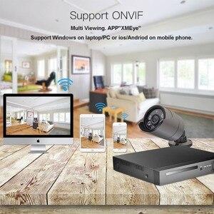Image 5 - H.265 โลหะ IP กล้อง 25FPS 3MP 1/2. 8 SONY IMX307 SENSOR 6IR ONVIF Motion Detection IP66 Outdoor XMEYE กล้องวงจรปิดกล้อง 960P 720P