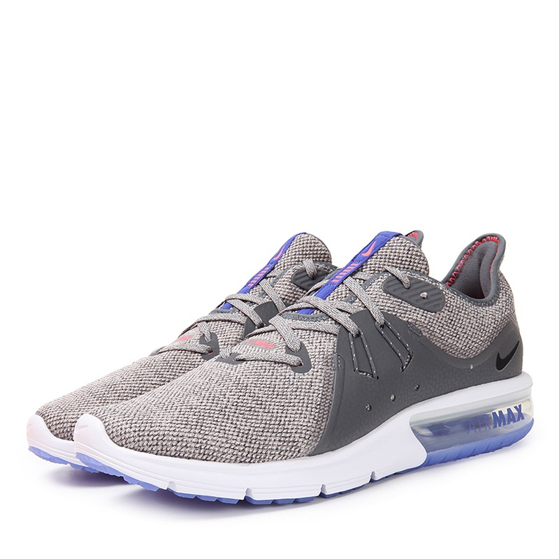official photos 4f0da add5d Original New Arrival 2018 NIKE Air Max Sequent 3 Men's Running Shoes  Sneakers