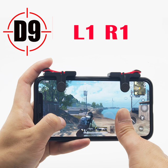 Controller Pubg Mobile L1 R1 Phone Joystick Celular Gaming Gamepad