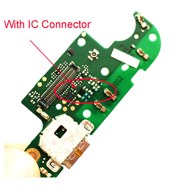 New For Huawei Google Nexus 6P USB Charging Dock Port  Charger Connector Plug Flex Ribbon Cable With Microphone Board