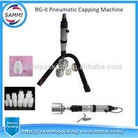 RG-II 공압 병 나사 캡핑 기계