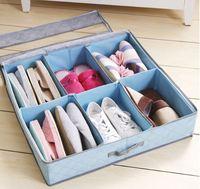 Multifuncional bolso de la momia Maternidad pad pañal zapato almacenamiento bolsa caja para bebé Cambiadores de pañales cubierta bolsa de bebe