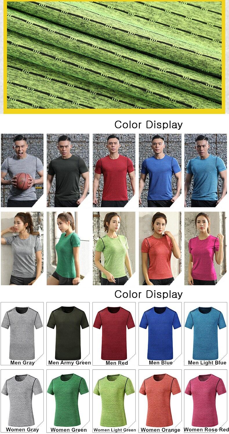 Amantes Do Esporte de Secagem rápida Camiseta
