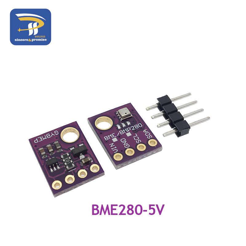SPI BMP280 3.3 Digital Barometric Pressure Altitude Atmospheric Module HM I2C