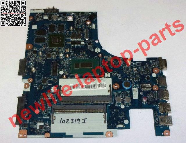 Original para Z40 Z40-70 motherboard ACLUA/ACLUB RECENTEMENTE NM-A273 DDR3 maiboard 100% teste rápido navio