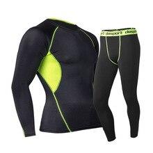 Long  Winter Thermal Underwear Sets for Men