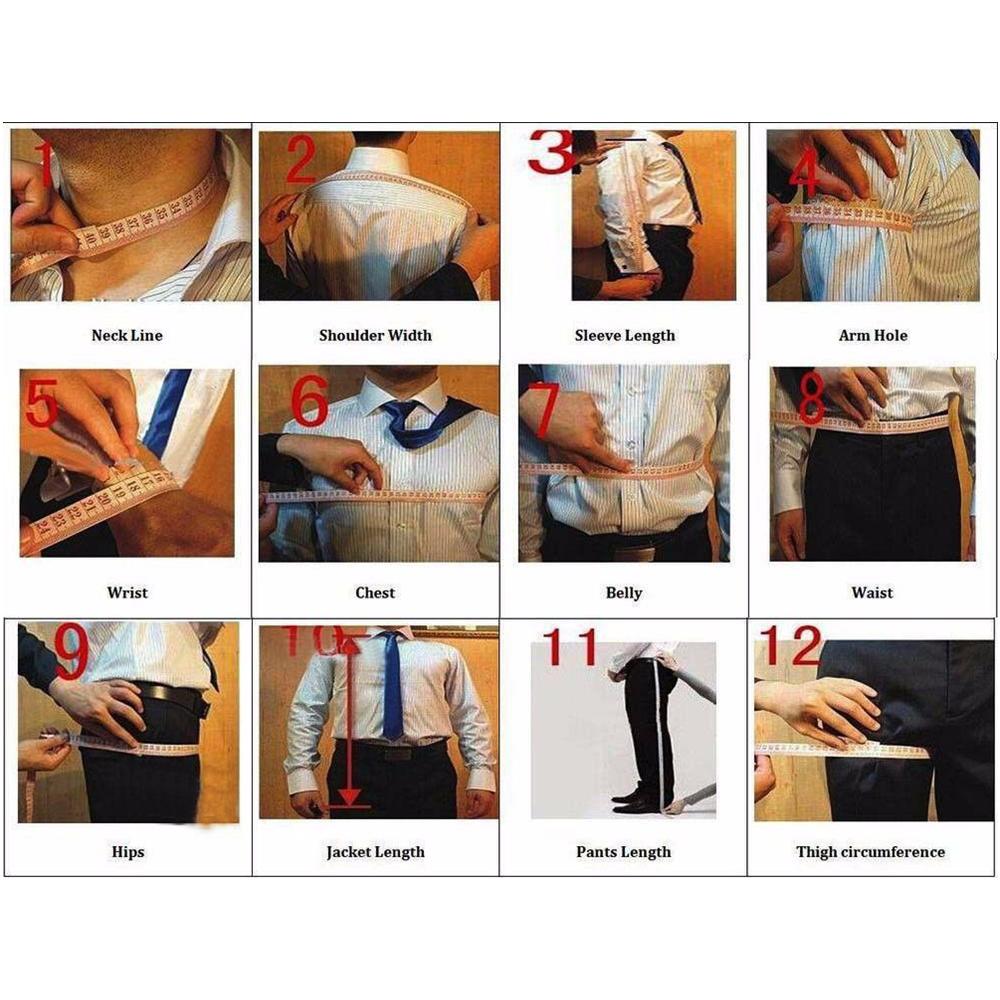 New Arrival Custom made Men business Suit Set Slim Wedding Suits Mens Groom Tuxedos (Jacket+Pant)