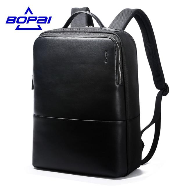 2017 BOPAI Cool Mens Backpacks Man Rucksack 14 Inch Laptop Bag ...
