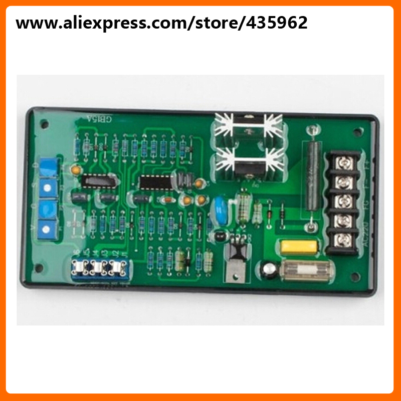 GB15A Voltage Regulator universal self excited AVR high quality alternator generator spare part
