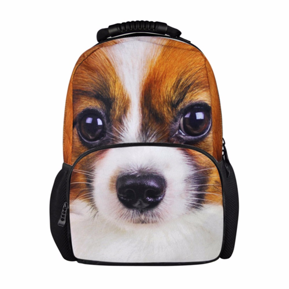 Dog Backpacks For Girls Cool Lion Back To School Backpacks Animal
