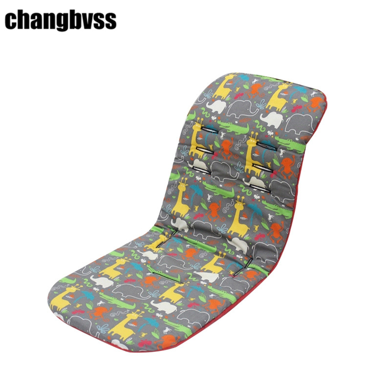 Hot Sale Infant Stroller Cushion 0 36 Months Stroller accessories Baby Pushchair Padding Liner Child Trolley