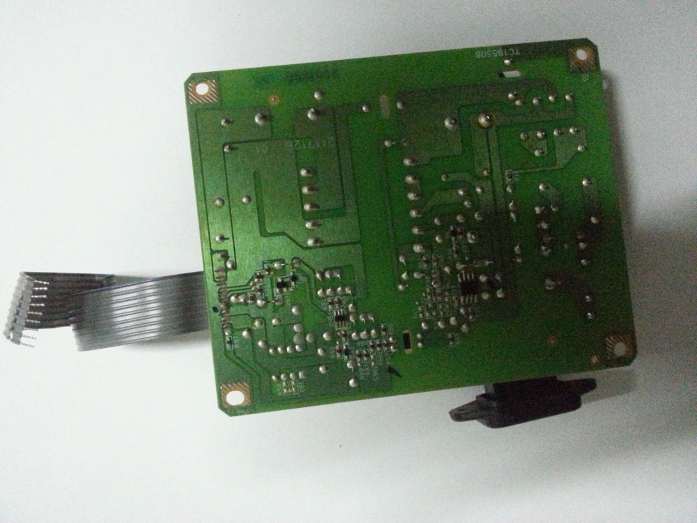 FOR EPSON printers R1900 Original POWER SUPPLY Board C698 PSB 124 for Epson R1900 POWER SUPPLY BOARD картридж epson original t08714010 черный для r1900