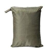 6 Seater Waterproof Furniture Set Cover Shelter Patio Garden Rectangular Table ArmyGreen